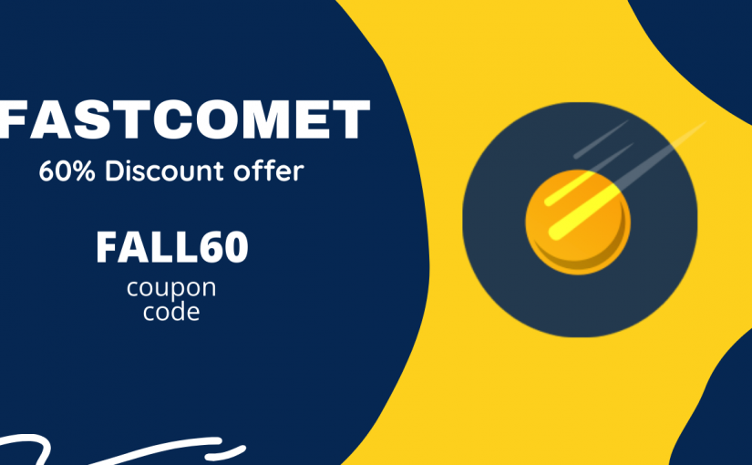 FastComet Coupon Code – 60% Off! [2021]
